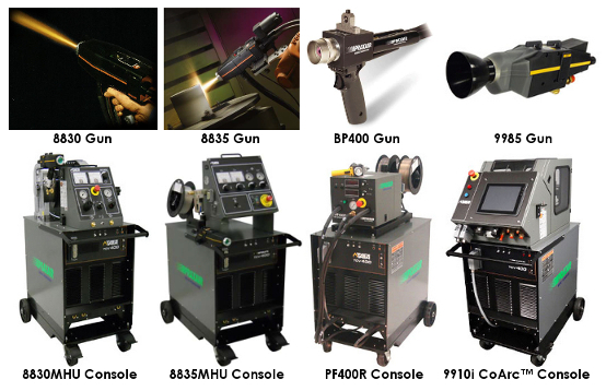 Arc Spray Systems